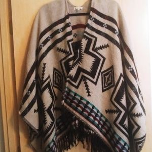 Southwestern Cape Sweater